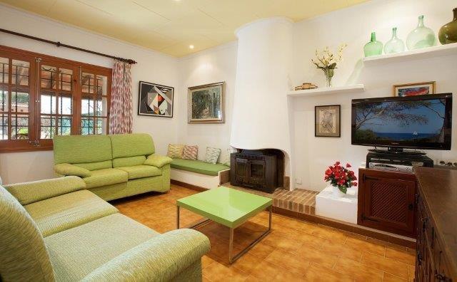 Villa Tofol - woonkamer