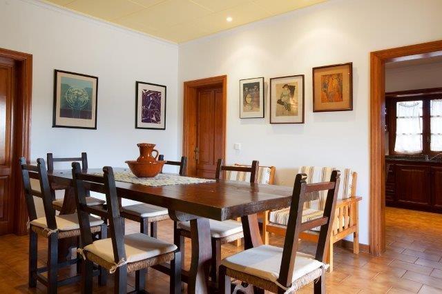 Villa Tofol - eettafel
