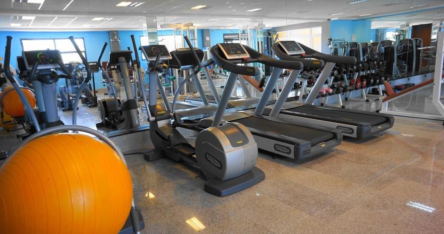Aparthotel Rubimar Suite - fitness