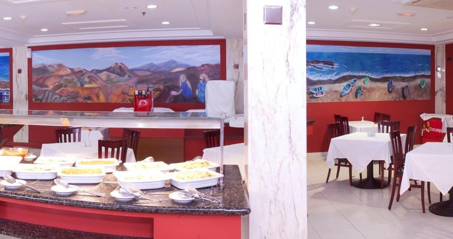 Aparthotel Rubimar Suite - restaurant