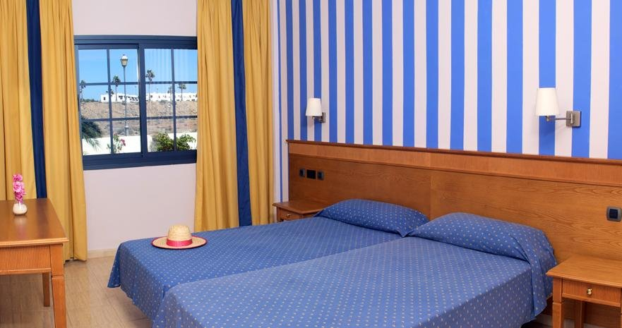 Aparthotel Rubimar Suite - slaapkamer