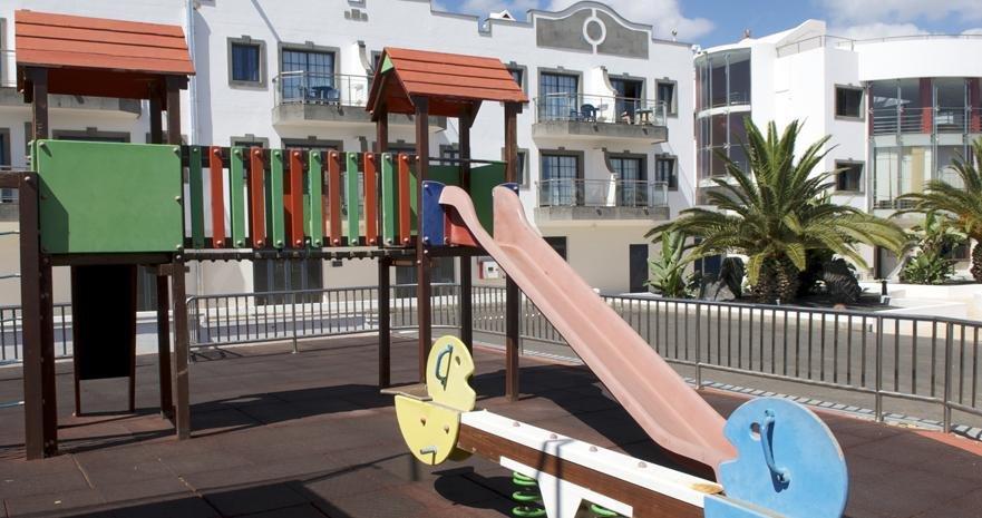 Aparthotel Rubimar Suite - speeltuin