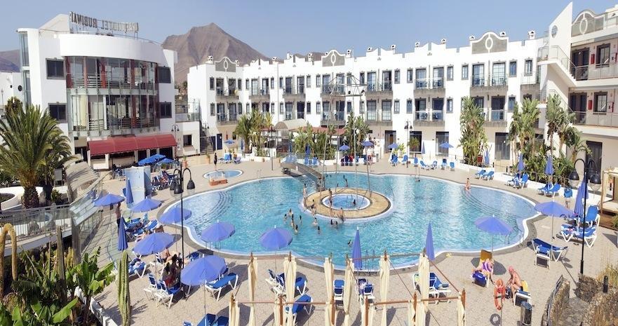 Aparthotel Rubimar Suite - zwembad