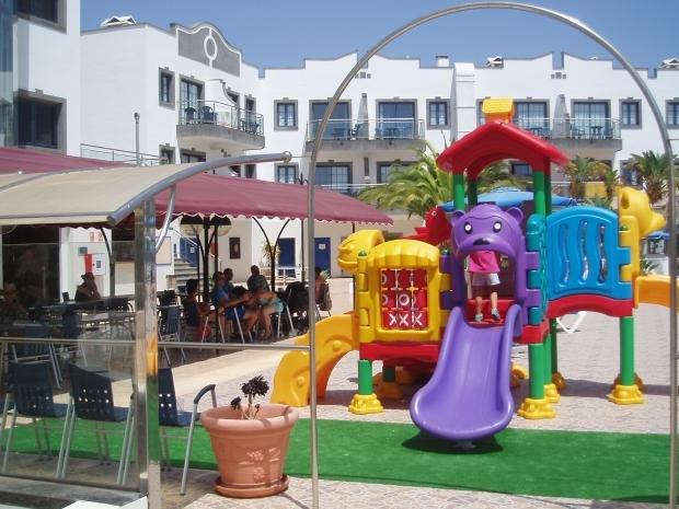 Aparthotel Rubimar Suite - speeltoestel