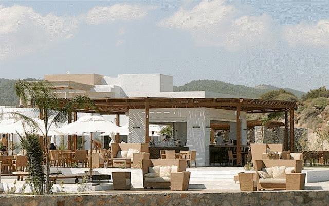 Hotel Lindian Village - lounge