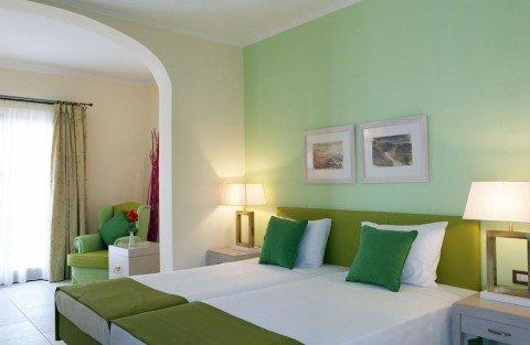 Hotel Lindian Village - slaapkamer