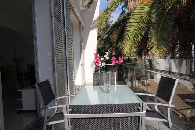 Appartement Esperanza - balkon