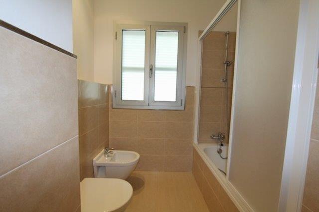 Appartement Esperanza - badkamer