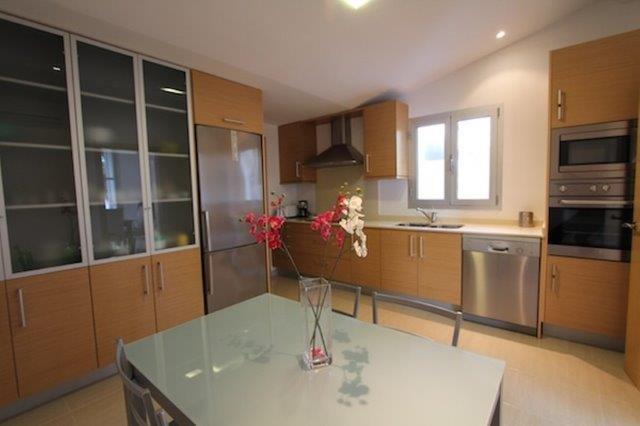 Appartement Esperanza - keuken