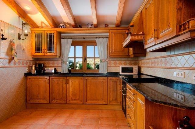 Villa Aumadrava - keuken