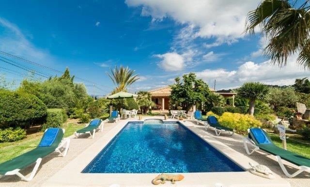 Villa Aumadrava - zwembad