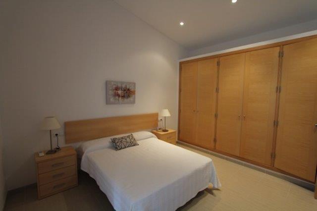 Appartement Esperanza - slaapkamer