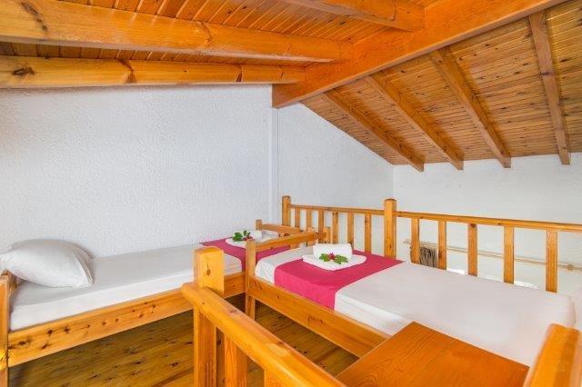 Appartementen Elefteria - slaapkamer