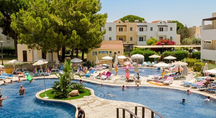 Appartementen Matina - zwembad