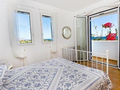 Villa Blue - slaapkamer