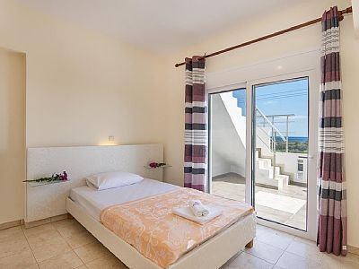 Villa Giannis - slaapkamer