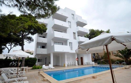 Appartementen Andreas - zwembad