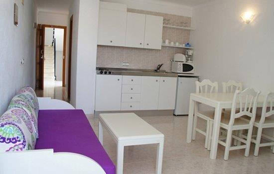 Appartementen Andreas - keuken