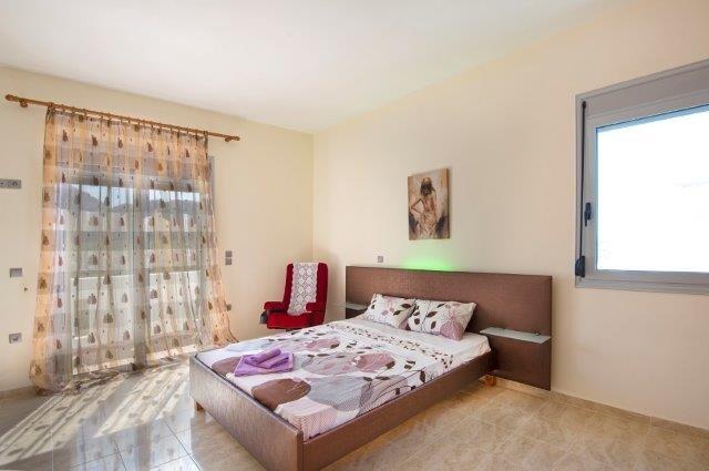 Villa Lakia - slaapkamer
