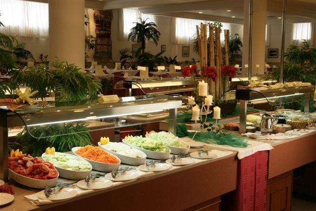 Hotel Gran Rey - buffet