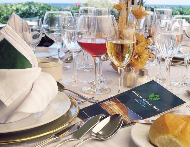 Hotel Gran Rey - restaurant