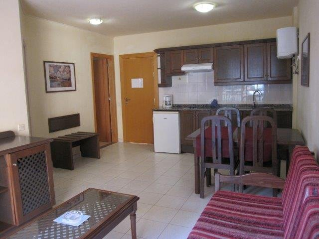 Tres Palmeras - woonkamer/keuken