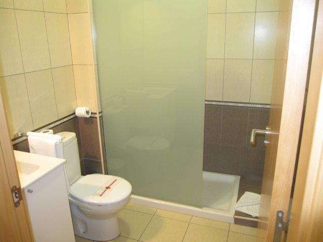 Tres Palmeras - badkamer