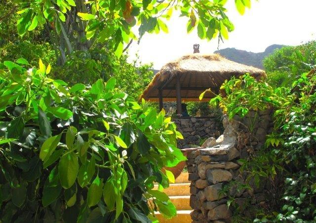 Villa Vanagand - tuin