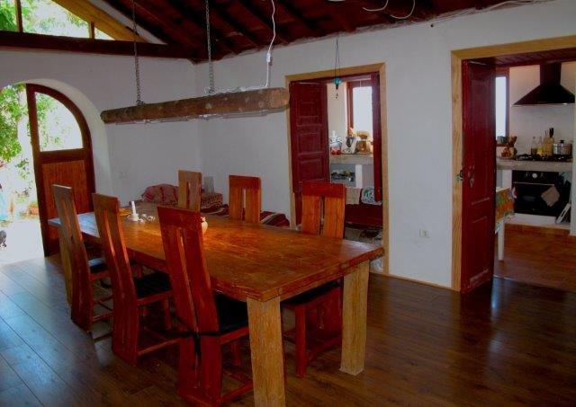 Villa Vanagand - eettafel