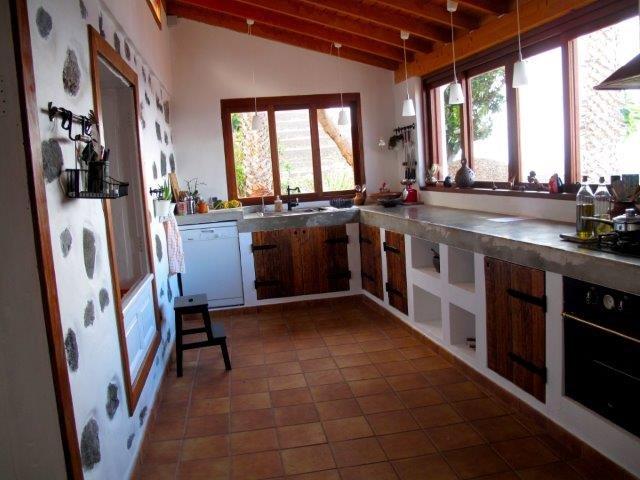 Villa Vanagand - keuken