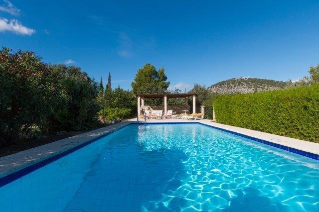 Villa Can Noguera - zwembad