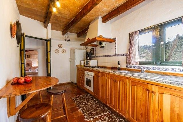 Villa Can Noguera - keuken