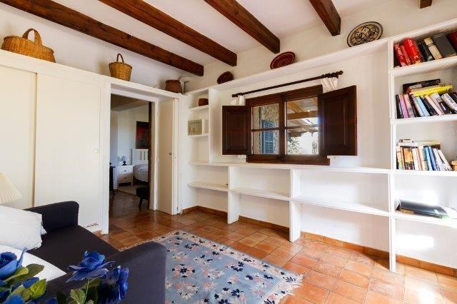 Villa Can Noguera - zithoek