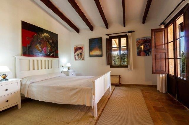 Villa Can Noguera - slaapkamer