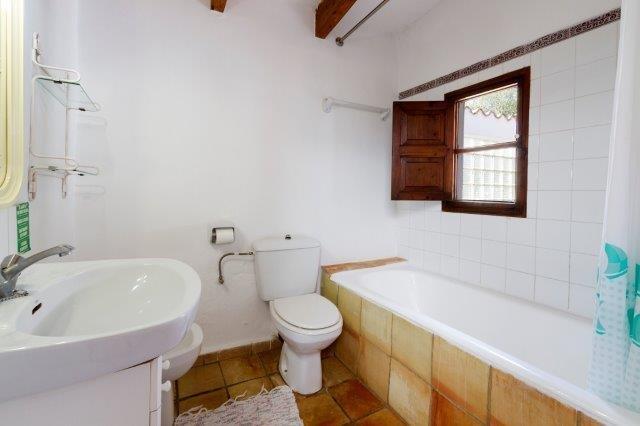 Villa Can Noguera - badkamer