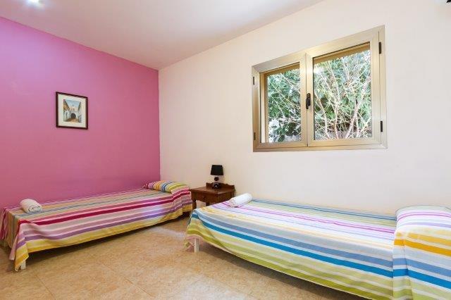 Villa Ses Oliveres - slaapkamer