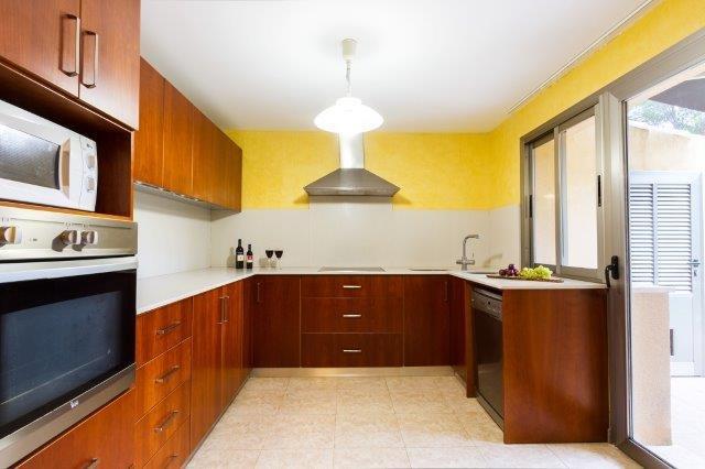 Villa Ses Oliveres - keuken