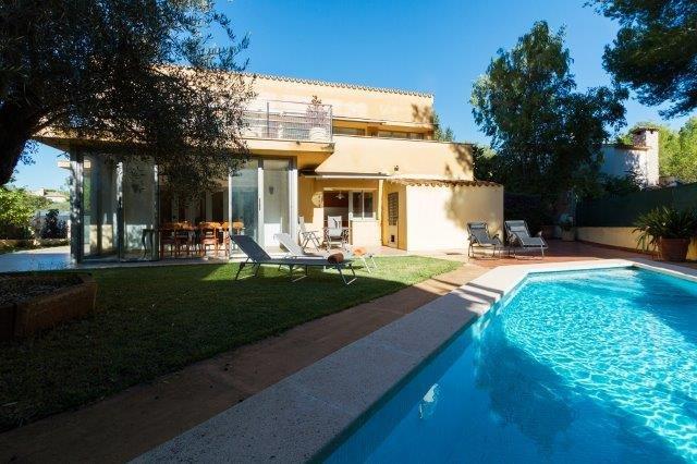 Villa Ses Oliveres - zwembad