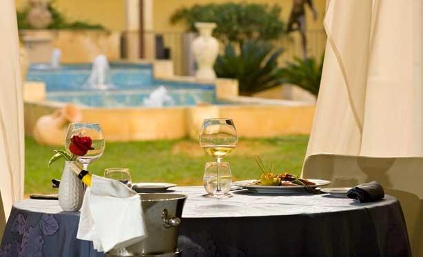 Hotel Mahara - restaurant