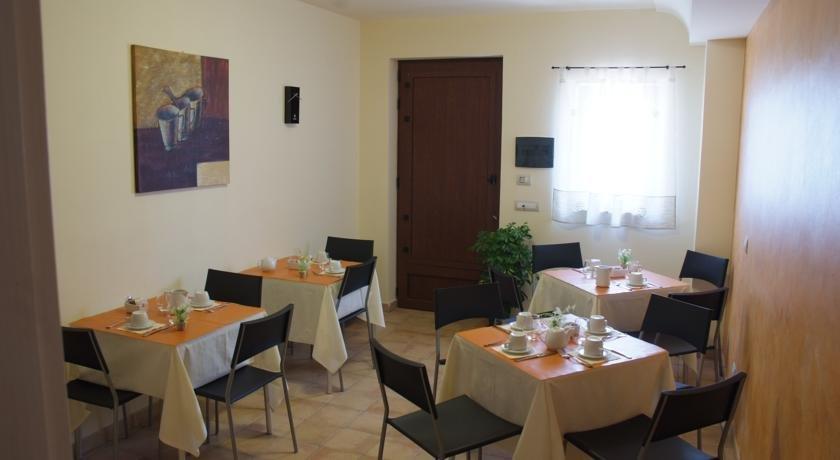 Hotel Artemisia - eetzaal