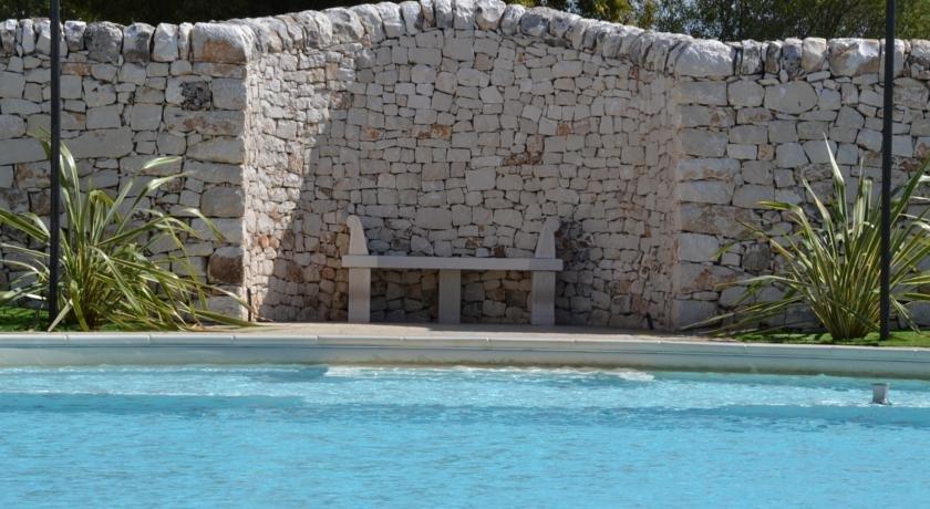 Hotel Artemisia - zwembad