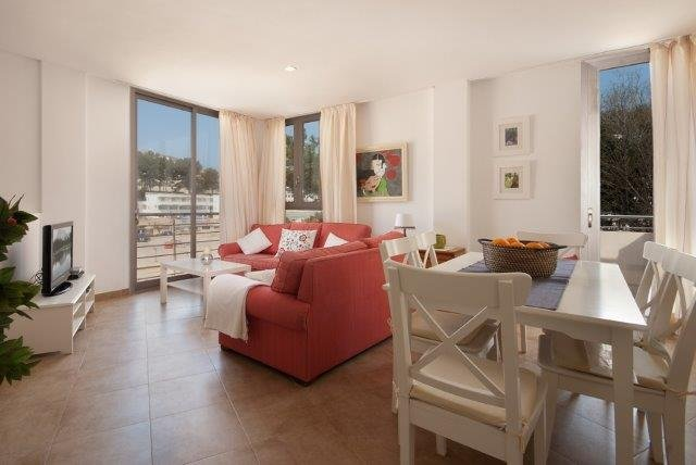 Bijzondere accommodaties Appartementen Cala Molins in Cala San Vincente (Mallorca, Spanje)