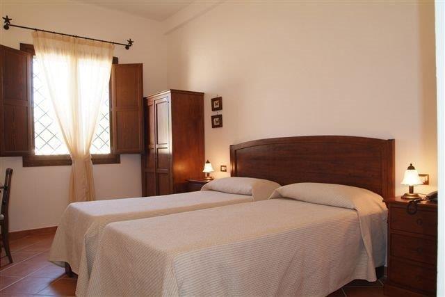 Hotel Corte del Sole - slaapkamer