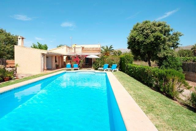 Villa Canyeto Poll - zwembad