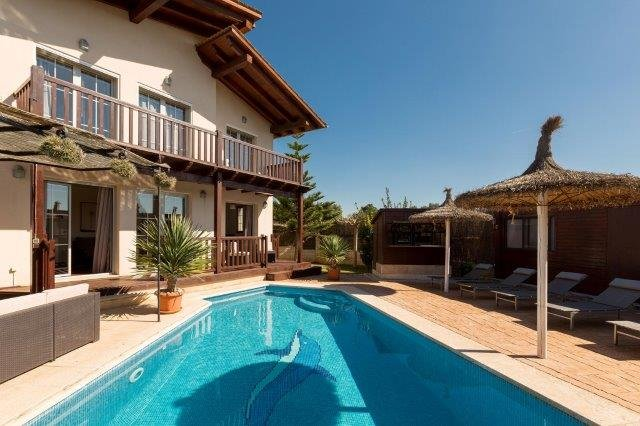 Villa Son Font Muro - zwembad