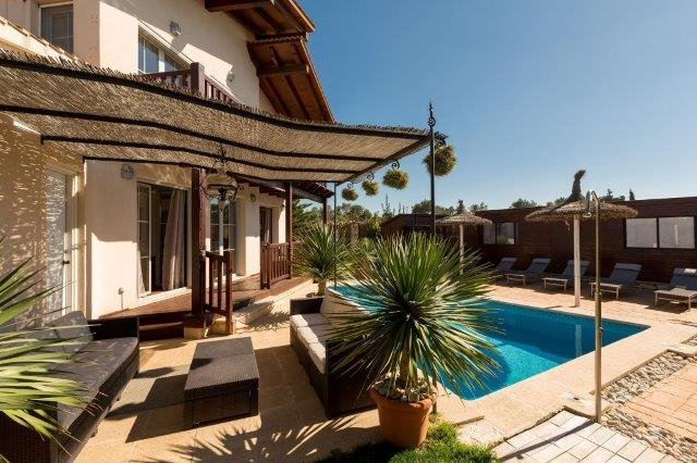 Villa Son Font Muro - terras