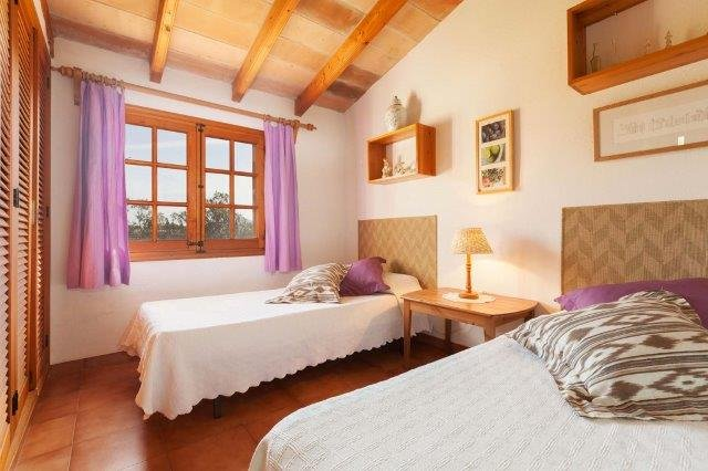 Villa Ferragut - slaapkamer
