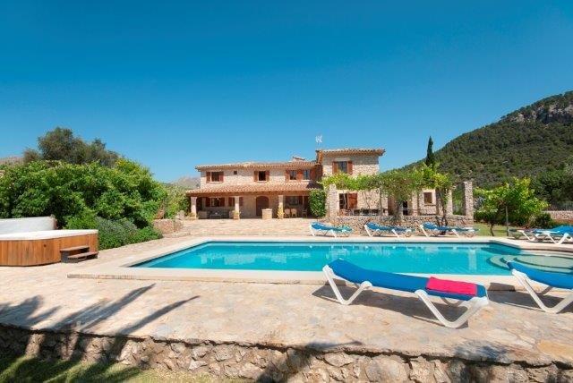 Villa Apostel - zwembad