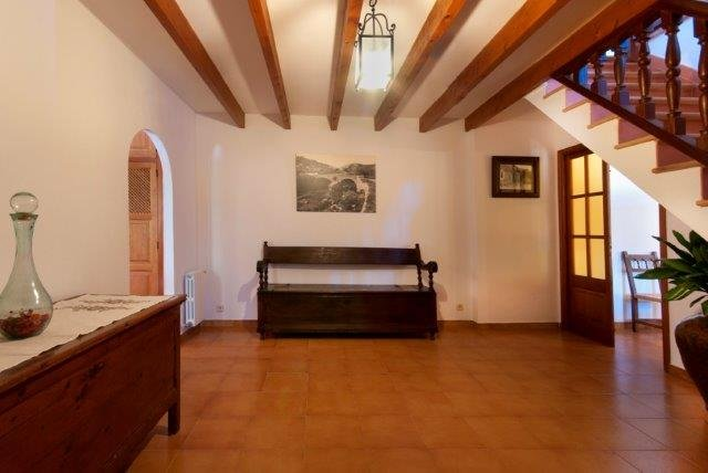 Villa Apostel - hal