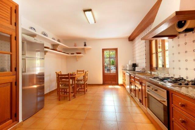 Villa Apostel - keuken